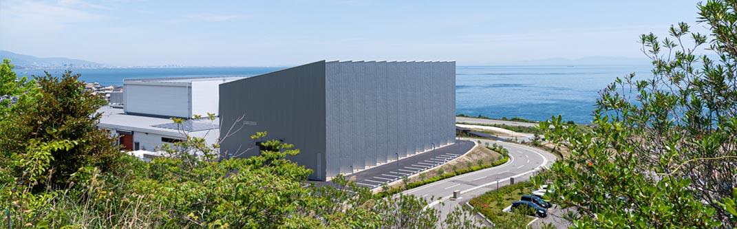 大規模工場施設を「膜構造」でトータルプロデュース