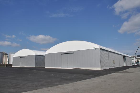 テント倉庫の耐用年数はどのくらいで考えれば良いのか