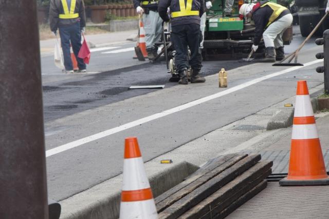 舗装・路面の補修材の選び方で確認すべき7つのポイント