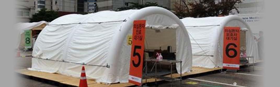 「医療用陰圧テント」生産体制強化で国内外の需要に対応