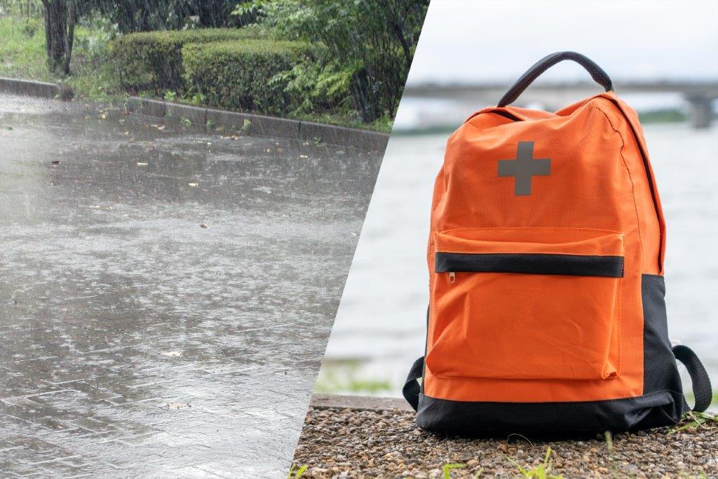 【水害対策】土嚢に代わり台風や豪雨に役立つ『水防ツール』の種類について