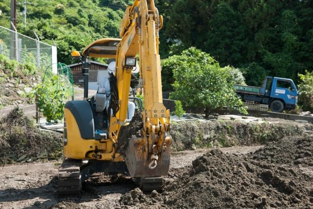 土壌改良工事に必要なテント │ その種類と利用場面を正しく理解する
