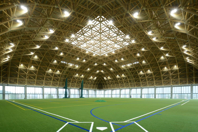 Part2 事例で見るTMトラス|体育館、駅、商業施設、リノベーションの現場