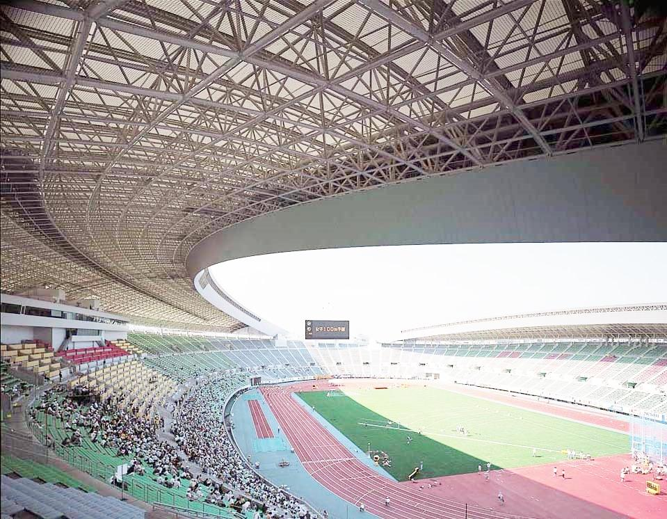 Part1 TMトラスがつくる価値ある空間|スポーツの感動・興奮を演出するスタジアム屋根