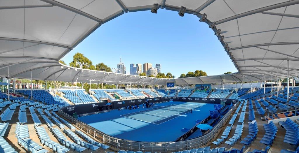 テニス メルボルン メルボルン・パークと観戦チケットの基礎知識