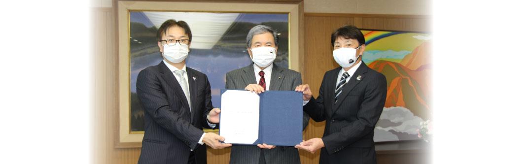 熊本県「災害救助物資の供給等に関する協定書」を締結