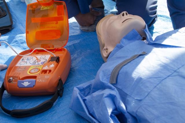 災害現場での緊急医療の拠点に最適な医療エアーテント「マク・クイックシェルター」